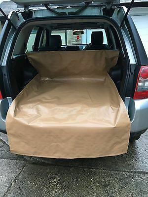 Universal Fit Car boot Liner, Protector, Heavy Duty, Waterproof, Dog Mat Uk Made