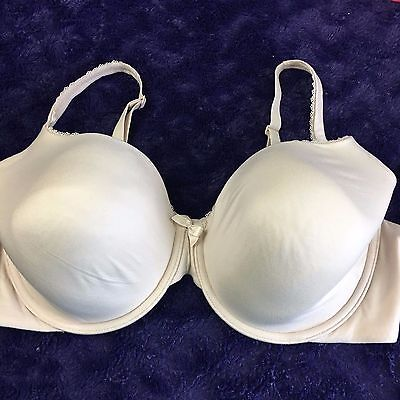 Body by Victorias Secret LINED DEMI BUSTE Underwire Bra Sz 40D B9