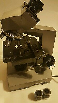 Olympus CHB Microscope W/Carrying Case
