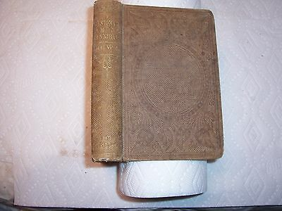 1859 1st Ed. A Missionary Among Cannibals or Life Of John Hunt G. Rowe Carlton &