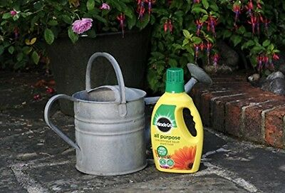 Miracle-Gro All Purpose Concentrated Liquid Plant Food Feed 1L Fertiliser NEW