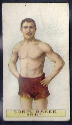 Wills Scissors Issue-Boxers Boxing- Corporal Baker