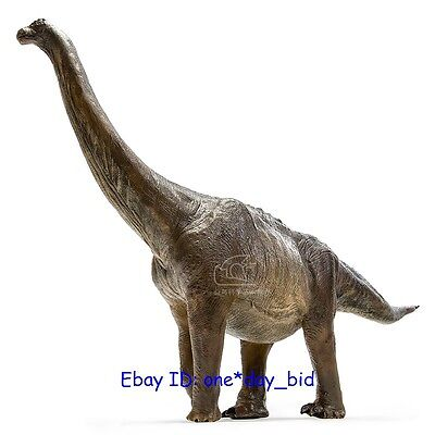 Giant Dinosaurs  Huanghetitan PNSO Rare  Model Toy Scientific Art 27'' Figure
