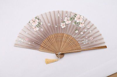 Ouly Silk fan, Chinese fan, Chinese style,fan box protection,Japan fan