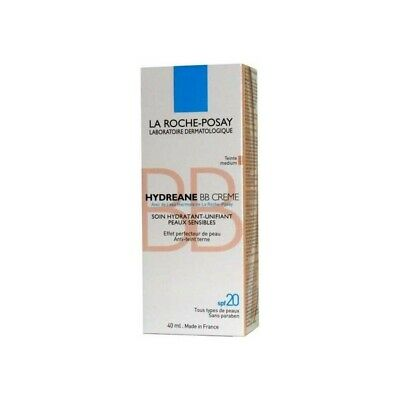 LA ROCHE POSAY Hydreane BB Rose Crema Uniformante 40 ml