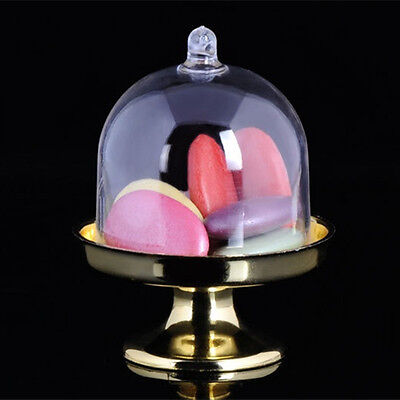 Romantic Party Wedding Candy /Gift Clear Mini Cake Box Decoration