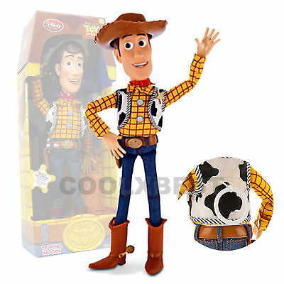"Woody Toy Story 3 Pull String JESSIE 15"" Talking Action Figure Doll Kids Toys"