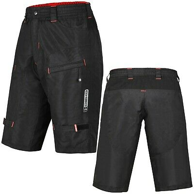 MTB Mountain Bike Summer Baggy short with padded undershorts DKBS-110