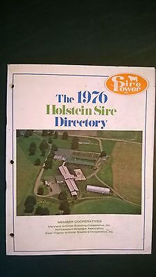 Sire Power Inc. 1976 Holstein Dairy Cattle Sire Directory - Elevation - Kingpin