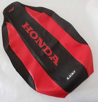CR250 1989-1995 .EXCELLENT QUALITY! SEAT COVER ULTRA GRIP HONDA CR 125