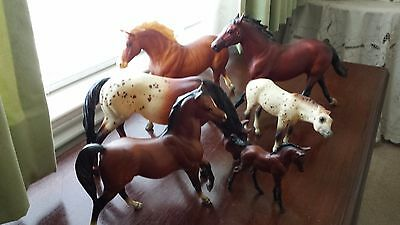Breyer Horse Collection 80s-90s