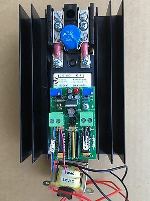 Control Concepts SCR Power Controller   1025-24-40