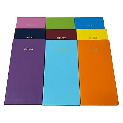 2019-2020 Academic mid year slim diary 2 two week to view 18 month planner diary