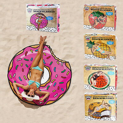 BigMouth Giant Beach Towels Bath Swim Travel Holiday Novelty Large Sun Blankets