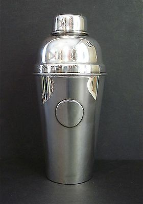 Manchester Silver Co. ~ Solid Sterling Silver ~ Cocktail Shaker
