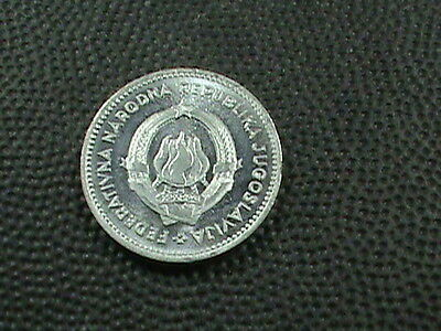 YUGOSLAVIA    50  Para    1953    BRILLIANT  UNCIRCULATED