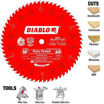 Diablo 8 Inch 12 Tooth Stacked Dado Circular Saw Blade Set