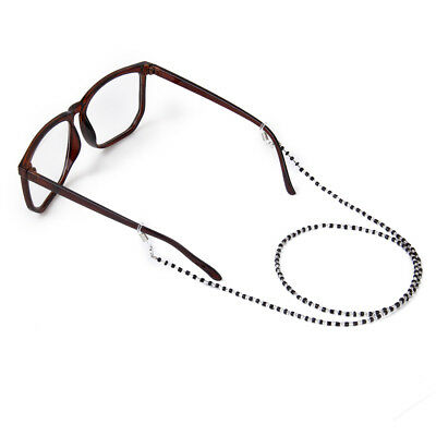 Fashion Beads Strand Eyeglass Sun Glasses Neck Strap Holder Cord Chic Decor