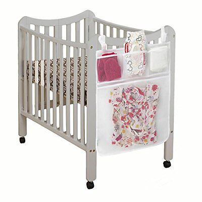 Baby Diaper Organizer For Nursery By Lebogner - Perfect Bedside Caddy For Baby