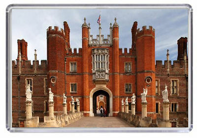 Hampton Court Palace Fridge Magnet 01
