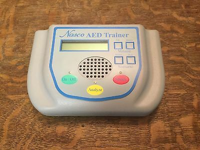 Nasco AED Trainer Universal Automated External Defibrillator Trainer Controler