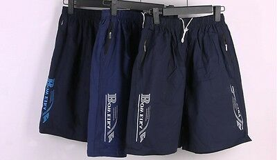 3 Pairs Wholesales Solid Mens Youth Speed Dry Underwear Casual Shorts Pants S