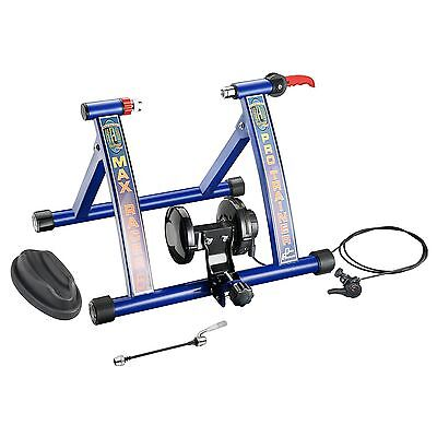 RAD Cycle Products MAX Racer Pro Bicycle Trainer Work Out with 7 Levels of Re...