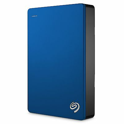 Seagate Backup Plus 4TB Portable External Hard Drive with 200GB of Cloud Stor...