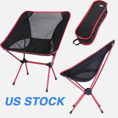 Portable Lightweight Folding Chair Beach Seat For Outdoor