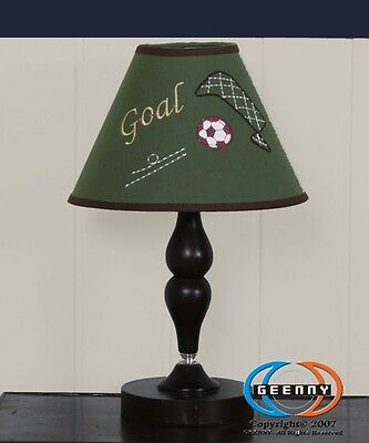 Lamp Shade for Classic Sports Bedding Set