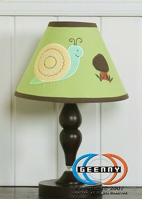Lamp Shade For Garden Paradise Bedding Set