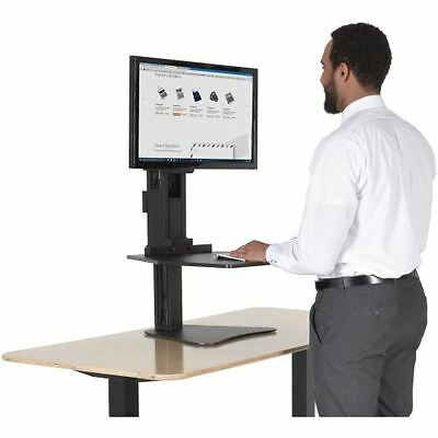 Victor High Rise Monitor Stand DC300