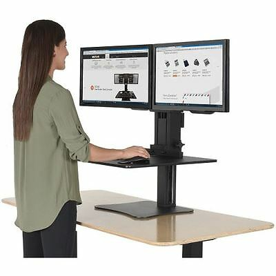 Victor High Rise Monitor Stand DC350