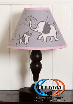 Lamp Shade for Elephant Bedding Set