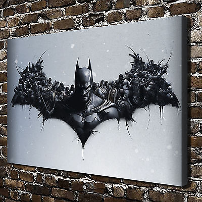 DC Batman Paintings HD Print on Canvas Home Decor Wall Art Pictures Posters