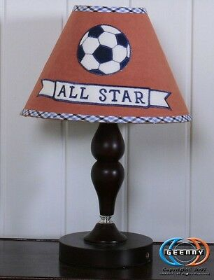 Lamp Shade All-Star Sports By GEENNY designs