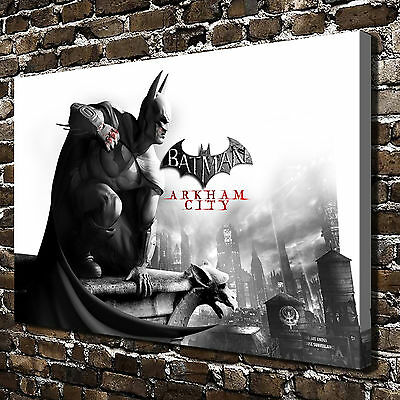 """12""""x18 DC Batman Dawn Paintings HD Print on Canvas Home Decor Wall Art Pictures"""