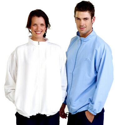 Adults Woven Leisure Jacket Full Zip Long Sleeves UPF50 UV Sun Protection