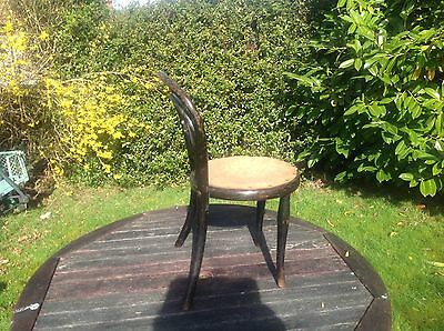A Good Quality Vintage bentwood child's/kids/childrens chair A Great Chair.