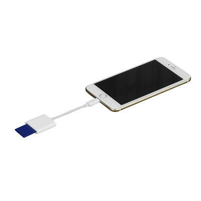Micro USB to SD Card Reader Adapter for Samsung LG OTG Android Smartphone/Tablet