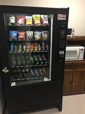 AMS Combo Vending Machine 39 VCF with Sensit 2 (COMING THIS WEEK)