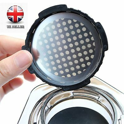 Brandnew Reusable  Solid Stainless Steel Coffee Filter for AeroPress CoffeeMaker