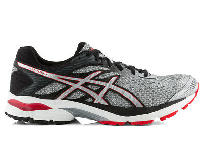 ASICS Men's GEL-Flux 4 Shoe - Glacier Grey/Silver/Vermilion