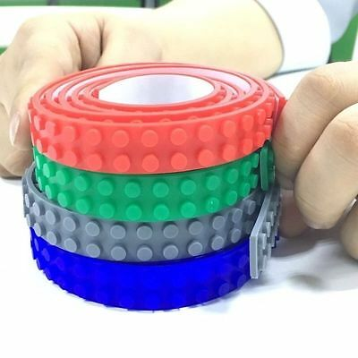 Brand New HOT Lego Compatable Bendable Tape Flexible Strips FREE SHIPPING