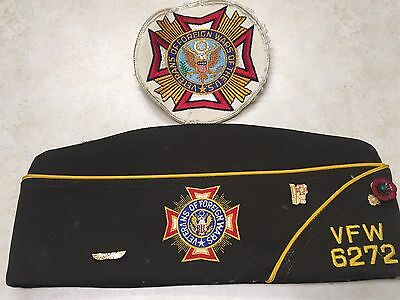 US Military VFW Missouri Hat & Patch