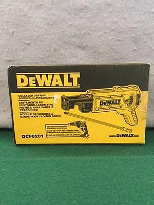 Dewalt DCF6201 Collated Drywall Screwgun Attachment