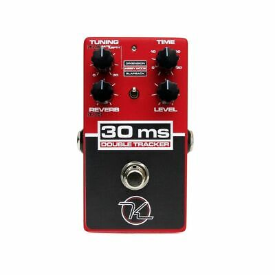 Keeley 30ms Automatic Double Tracker - Delay / Reverb