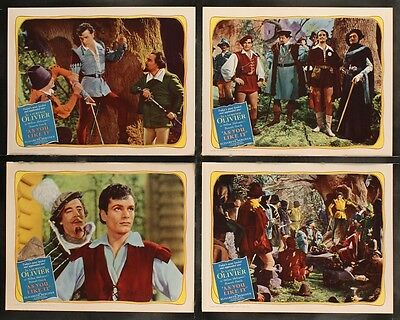 AS YOU LIKE IT - Laurence Olivier - original film / movie poster poster (lobby)