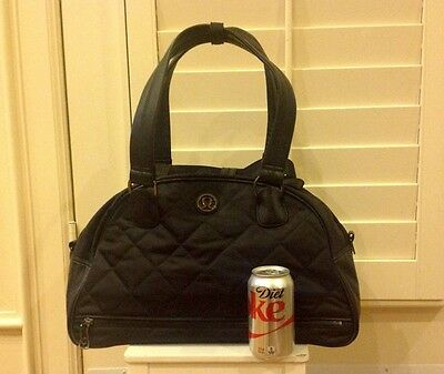 LULULEMON RETRO GROOVE Duffel bag gym yoga weekend travel carry-on Crossbody