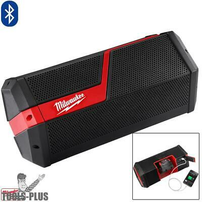 Milwaukee 2891-20 M18/M12 Wireless Jobsite Speaker New